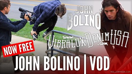 John Bolino: Vibralux VOD (Now for free)