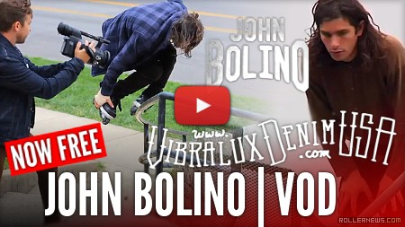 John Bolino - Vibralux VOD (2014), VOD Now Free
