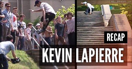 Kevin Lapierre | 2016 Recap