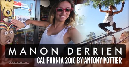 Manon Derrien in California | USA 2016