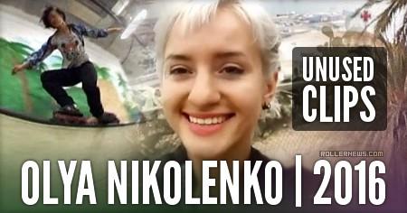 Olya Nikolenko (Ukraine): Unused Clips (2016)