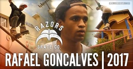 Rafael Goncalves (21): Razors Brazil - Edit (2017)