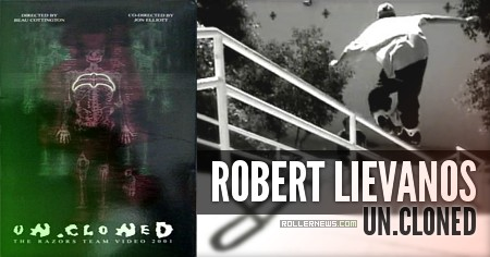 History Lesson: Robert Lievanos | Uncloned (2001)