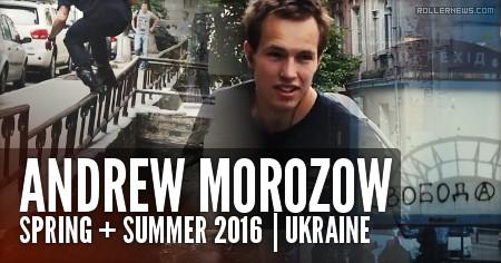 Andrew Morozow (Ukraine): 2016 edit
