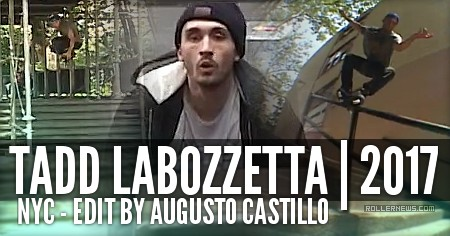 Tadd Labozzetta (NYC, 2017) by Augusto Castillo