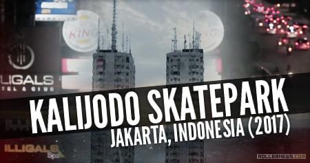 Kalijodo Skatepark | Jakarta, Indonesia (2017)
