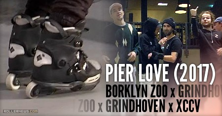 Borklyn Zoo x Grindhoven x XCCV (2017) Meeting