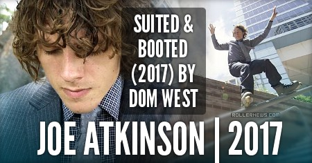 Joe Atkinson: Suited & Booted (2017) by Dom West