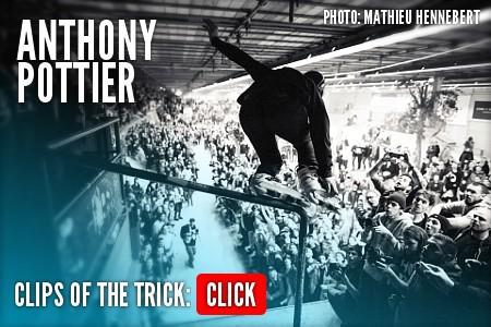 Antony Pottier (Tony Potch): First Place, Pro Contest @ Winterclash 2017