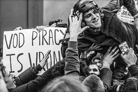 Joe Atkinson - VOD Piracy is wrong