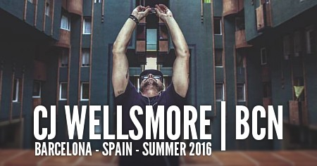 CJ Wellsmore: Barcelona, Summer 2016 | Clips