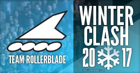 Team Rollerblade at Winterclash 2017