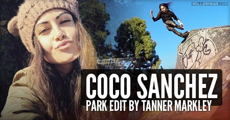 A session with Coco Sanchez (2017) by Tanner Markley