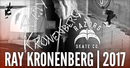 Ray Kronenberg | Razors Promo (2017)