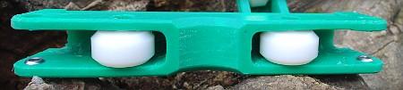 Leaf prototype frames