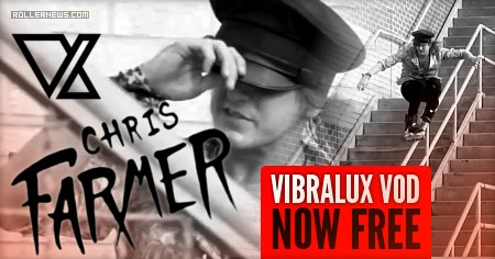 Chris Farmer - Vibralux VOD by Adam Johnson (2015) Now Free