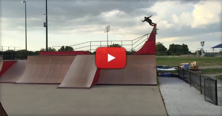 Scary Clip of the day - Jaren Grob (2017)