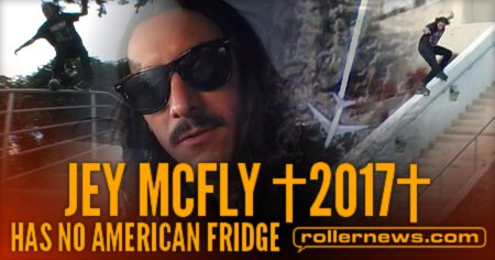 Jey Mcfly has no American Fridge (2017)