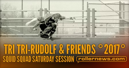 Tri Tri-Rudolf & Friends - Squid Squad Saturday Sesh
