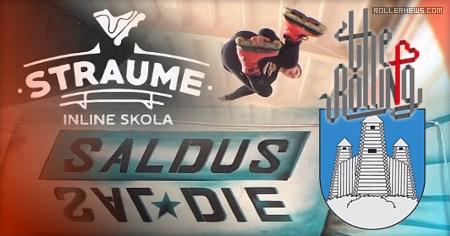 TheRolling - Saldus indoor Park (2017, Latvia)