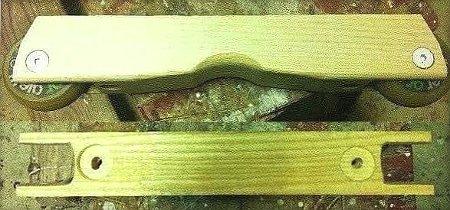 Custom Wood Frames by Coco Onoda Coda
