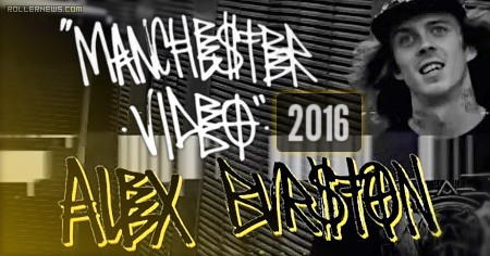 Alex Burston – MCR Video (2016) Section