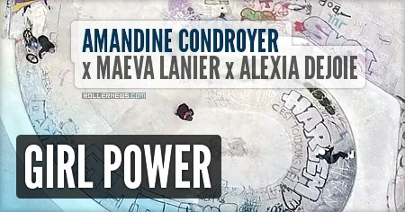 Girl Power (2017) Featuring Amandine Condroyer & Friends   March 8, International Women's Day