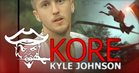 Kyle Johnson – KORE (2016) by Joey Lunger