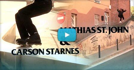 Carson Starnes & Matthias St. John - Seis de Bastos