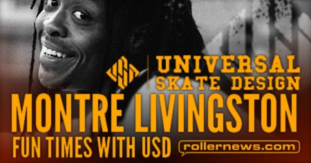 USD fun times with Montre Livingston (2017)