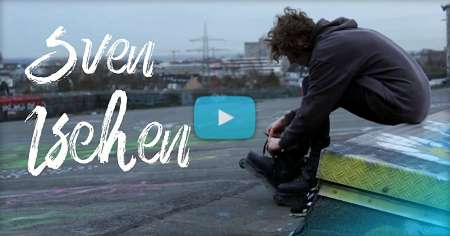 Sven Ischen (Germany) - Skate Solution, 2017 Profile