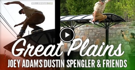 Dustin Spengler, Joey Adams & Friends - Great Plains