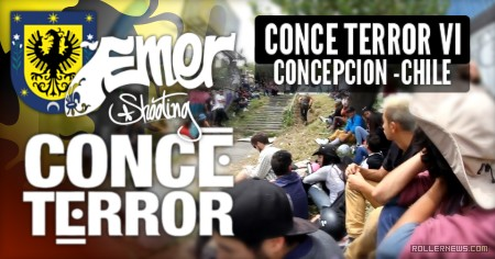 Conce Terror Contest VI (Chile, 2017) - Edit