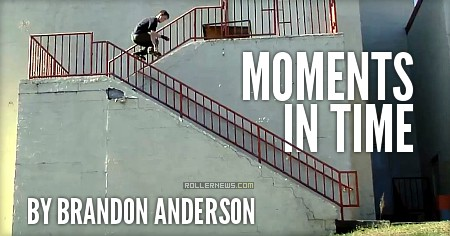 Moments in Time (2017) by Brandon Anderson