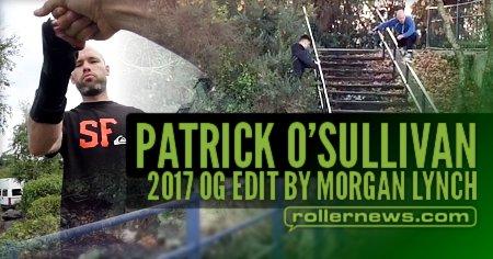 Patrick O'Sullivan (31, Ireland) - 2017 OG Edit by Morgan Lynch