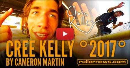 Cree Kelly (2017) by Cameron Martin