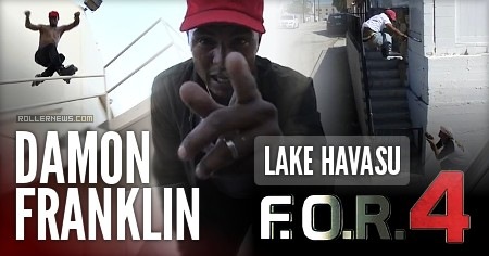 Damon Franklin (Lake Havasu) – FOR 4 Bonus