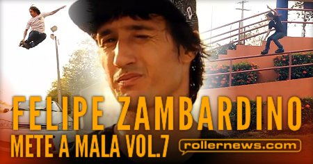 Felipe Zambardino: Mete a Mala Vol.7 (2017) Profile