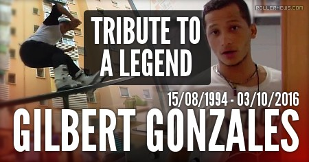 Tribute To A Legend - Gilbert Gonzales