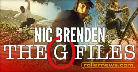 The G Files -  Nic Brenden - Golden Light (2016 - 2017)