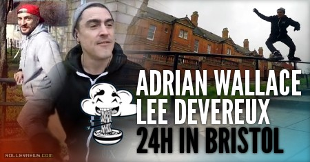 Adrian Wallace & Lee Devereux - 24 hours in Bristol (2017)