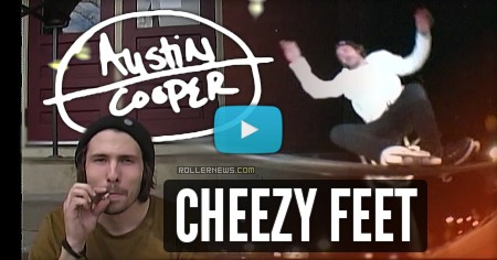Austin Cooper – Cheezy Feet (Colorado, 2017)