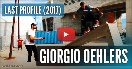 Giorgio Oehlers (Holland) - Last Profile (2017)