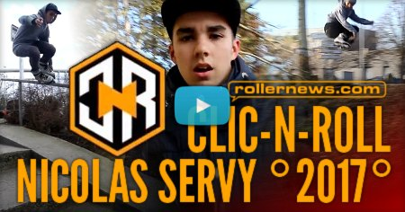 Nicolas Servy (France) – Welcome to Clic-n-roll