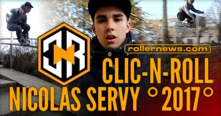Nicolas Servy (France) - Welcome to Clic-n-roll