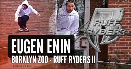 Borklyn Zoo (Germany) Ruff Ryders II with Eugen Enin & Bikerboy