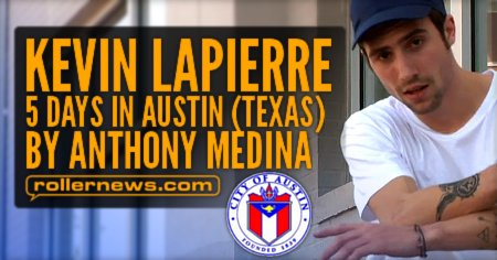 Kevin Lapierre in Austin (2017) by Anthony Medina