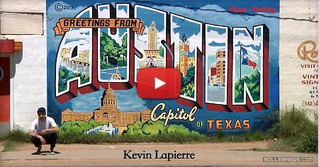 Kevin Lapierre in Austin (Texas, 2017) by Anthony Medina