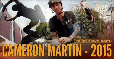 Cameron Martin - 2015 Section