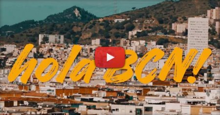 Hola Barcelona! (2017) by CanisLatrans